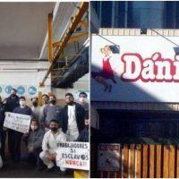 En Dánica Llavallol arremeten nuevamente contra el convenio de los trabajadores