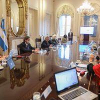 Preocupación de Fernández y los expertos por los contagios en el interior
