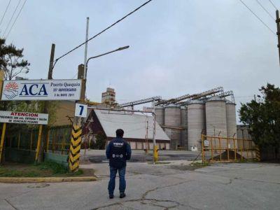 """URGARA destacó el """"alto acatamiento"""" en paro de exportaciones granarias y criticó duramente a empresarios"""