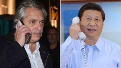 Alberto Fernández ratifica su distancia diplomática con Trump y hoy dialoga con Xi Jinping para profundizar la relación con China