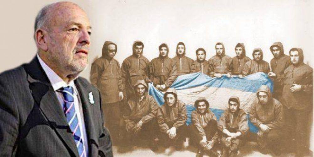 Operativo Cóndor: a 54 años de la gesta histórica peronista en Malvinas, el emotivo recuerdo de Andrés Castillo, uno de sus protagonistas