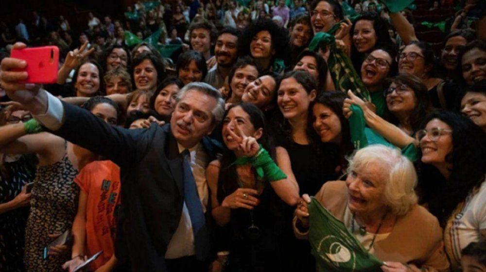 Alberto Fernández ratificó su