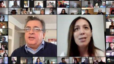 Negri acerca Córdoba al eje Larreta-Vidal y acentúa el aislamiento de Macri
