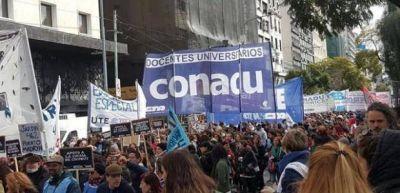 La Conadu inició una campaña de visibilización del trabajo y los reclamos docentes