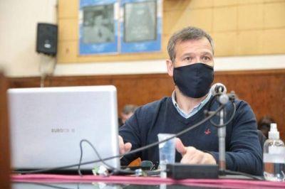 """El Frente de Todos le propuso al presidente del Concejo que convoque a retomar la sesión """"cuanto antes"""""""