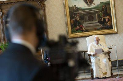 Papa Francisco: Tema para la 55ª Jornada Mundial de las Comunicaciones Sociales