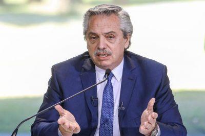 Alberto Fernández lanzó en Rosario el Plan DetectAR federal