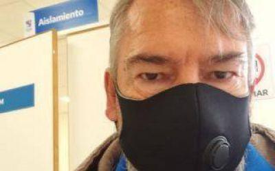 Pilar: El diputado provincial Jorge D'Onofrio dio positivo de coronavirus