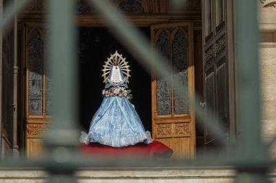 Cómo será la Peregrinación a Luján en forma virtual