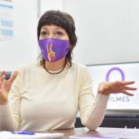 """Mayra Mendoza: """"En Quilmes hay un déficit de 40 mil viviendas"""""""