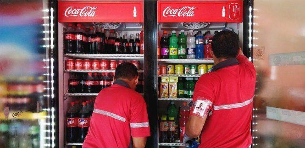 """Coca Cola presentó """"Estamos Abiertos"""" un programa de ayuda destinado a pequeños comerciantes"""