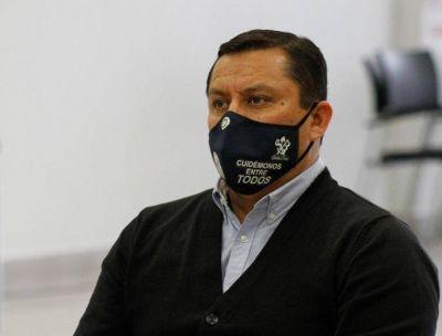 """""""Estos logros en tiempos de pandemia solo se pueden concretar con un sólido equipo de trabajo"""", Luis Villegas"""