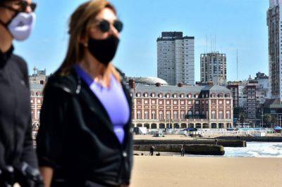 """La """"fase Mar del Plata"""", una tarea cada vez más difícil para los equilibristas, y abren los restaurantes pese a las restricciones"""