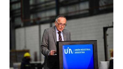 La UIA ratificó críticas a la inclusión de la industria como