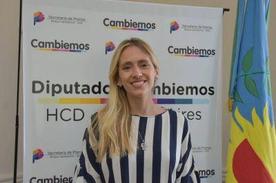 Entrevista GLP: La Diputada Panebianco cree que