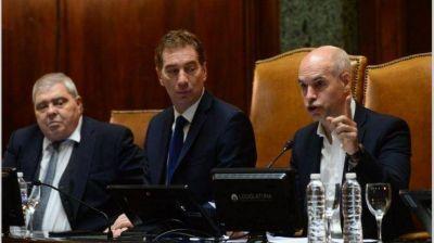El Presupuesto 2021 se demora y no ingresó a la Legislatura porteña