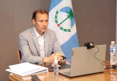 Gutiérrez firmó con Nación una línea para financiar a Pymes industriales