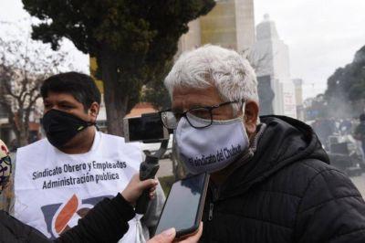 El SOyEAP exige suspender el pago de la deuda de Chubut