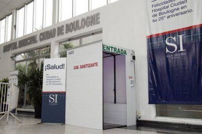 Covid-19: San Isidro participa de una investigación para disminuir el contagio del personal de salud