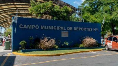 San Isidro: Los campos municipales de deportes vuelven a abrir sus puertas