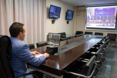 Varela adhirió al Plan Federal de Erradicación de Basurales a Cielo Abierto