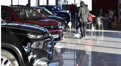 Creció el patentamiento de vehículos en Córdoba durante septiembre