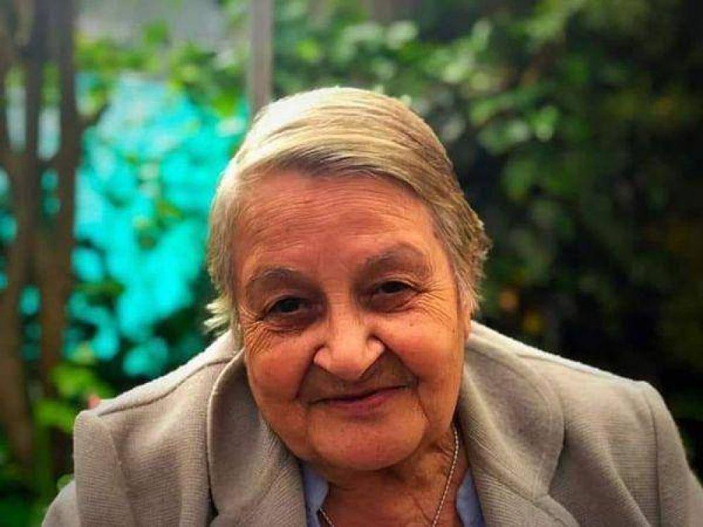 Murió la madre del intendente de Menéndez