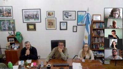 Paro nacional y movilización de ATE el martes 6 en rechazo al aumento del 7%
