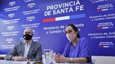 Santa Fe ingresó al Plan Federal de Erradicación de Basurales a Cielo Abierto