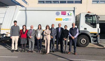 CLH y Urbaser desarrollan con éxito un proyecto para obtener combustibles a partir de residuos plásticos