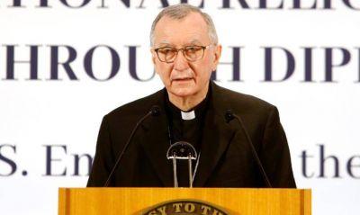 Vaticano: Cardenal Parolin confirma la intención de renovar el acuerdo con China