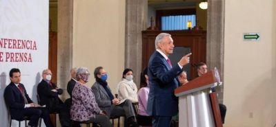 López Obrador espera que Felipe VI y el Papa pidan perdón por la conquista de México