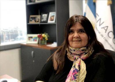"""María Florencia Pacheco: """"La conectividad es un derecho esencial para construir un país inclusivo y federal"""""""