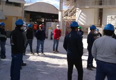 """Eloy Ortiz (AOMA): """"Planteamos como objetivo primario, acompañar a los trabajadores y cuidar su salud"""""""