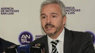 San Luis denunció en Río Cuarto los cortes de ruta 30