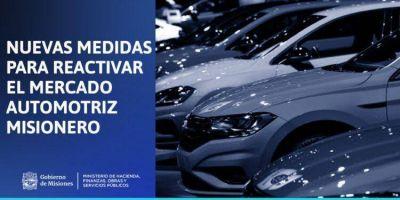 Presentaron medidas para reactivar el mercado automotriz en Misiones