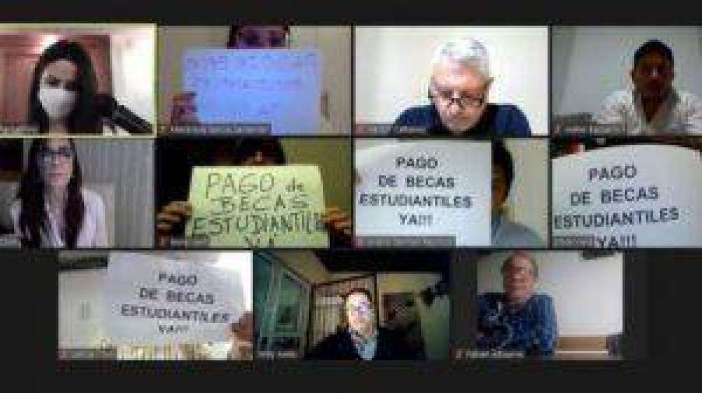 Pergamino: Alumnos denuncian que el municipio no pagó becas durante la pandemia