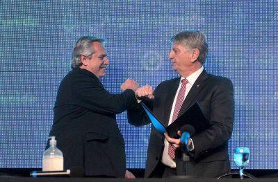 Ziliotto pidió que Alberto conduzca el PJ nacional