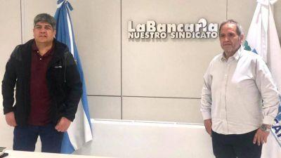 Pensando en la CGT 2021, Pablo Moyano y Sergio Palazzo reviven el Frente Sindical