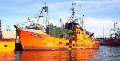 Ante la falta de medidas sanitarias el SOMU paró la actividad pesquera