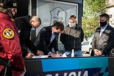 Frederic, Berni y Santilli: inseguridad, grieta, internas y apetitos electorales
