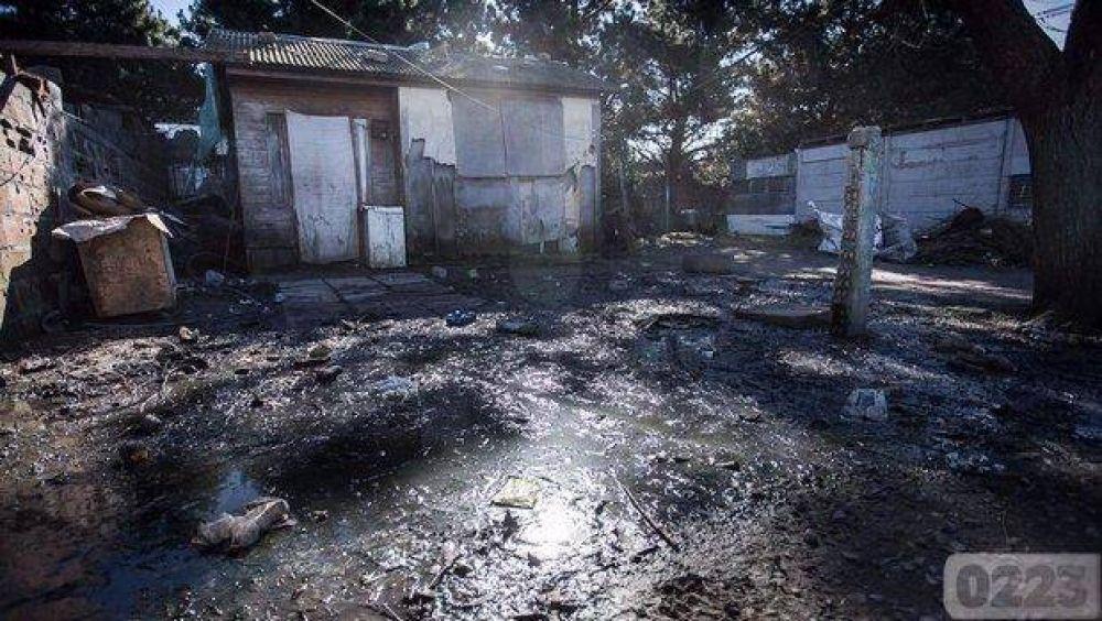 Pobreza en Mar del Plata: