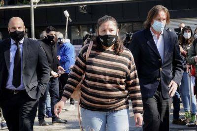 """Cristina Castro: """"Facundo no se suicidó, no tuvo un accidente, lo mató la Policía Bonaerense"""