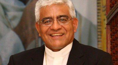 Presidencia del CELAM ora por nueva misión de Monseñor Juan Carlos Cárdenas