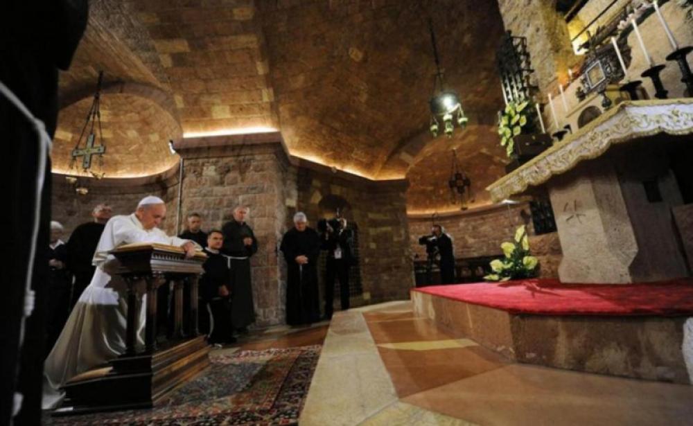 El Papa firmará en Asís su tercera encíclica sobre fraternidad humana y amistad social