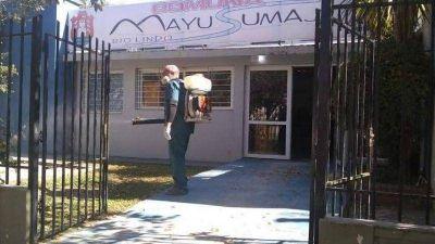 Mayú Sumaj: Hay nueve casos de COVID-19 vinculados a la jefa comunal