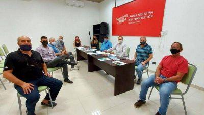 Renuevan autoridades en la Cámara de la Construcción de Catamarca