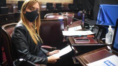 Los senadores de Cristina acusan de centralistas a los de Cambiemos por proteger a Larreta