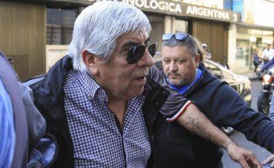 Con un pie en justicia, Moyano vuelve a la carga para tratar de intervenir el Sindicato de Santa Fe