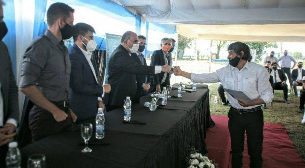 Lanzan un programa para ayudar a emprendedores y productores tucumanos